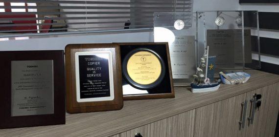 Toshiba Üstün Hüzmet Ödülü